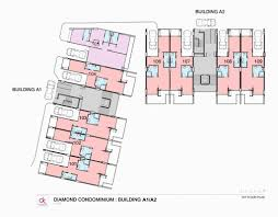 floor plans diamond condominium