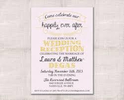 post wedding reception invitation wording reception after destination wedding invitation post wedding
