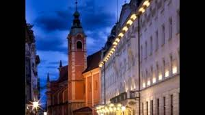 grand hotel union video ljubljana slovenia youtube