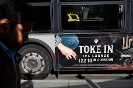 Political Ads Banned From San Francisco Buses Trains Legalized Marijuana Will Be A Bit Different From Version That Voters