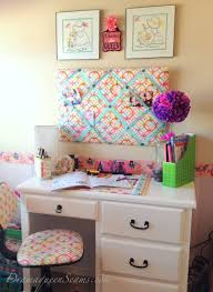 Diy Desk Accessories by Messge Board Blotter And Recovered Desk Chair Review For Jo Ann