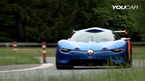 renault alpine a110 50 2012 alpine a110 50 proto test drive youtube