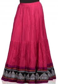 cotton skirts indian skirts shop indo western skirts dresses for women online