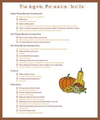 268 best thanksgiving dinner checklist images on