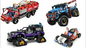 lego technic sets lego technic 2017 summer sets official images youtube