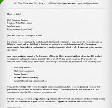 download cover letter for internship example