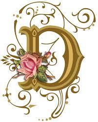 letter d card u0026 scrapbook alphabets letters u0026 numbers 2