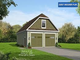 cottage garage plans garage plan 37 69 house plans by garrell associates inc