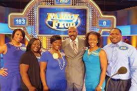 family to appear on family feud the fly by