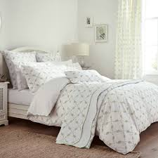 Cotton Quilted Bedspread Apple Green Bedding Sets Betsy Bed Linen At Bedeck 1951