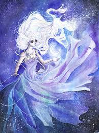 moon goddess by pencilpaperpassion on deviantart