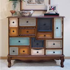 bayside furnishings accent cabinet asymmetrical wooden accent cabinet storage birch cherry quirky