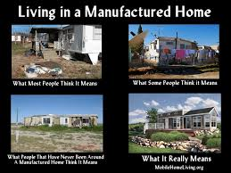Landscaping Memes - what living in a manufactured home really means mobile home living