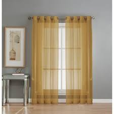 gold sequin curtains wayfair