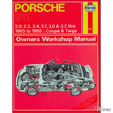 porsche 911 manual english j h haynes vw classic bug bus beetle