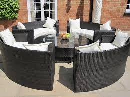 Outdoor Rattan Dining Chairs Rattan Outdoor Furniture Patio U0026 Outdoor Rattan Patio Furniture