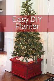 diy tree planters planters tree and tree