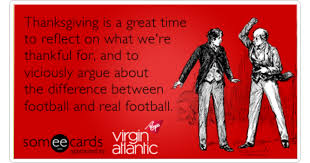 soccer football thanksgiving atlantic ecard