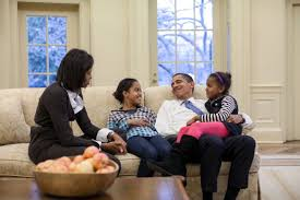 Obama Curtains The Obama Familys Stylish Private World Inside The White House
