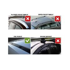 thule roof bars for vauxhall meriva mpv from direct car parts