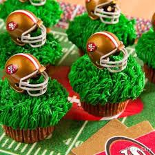 football cupcakes football cupcakes idea party city