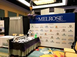 the melrose corporation at the cai trade show 2016 jack hanson