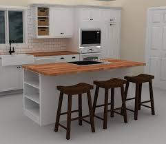 Size Of Kitchen Island With Seating Kitchen Furniture Excellent Ikea Kitchen Island Photos Ideas Diy