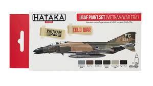 hataka hobby acrylic paint sets finescale modeler magazine