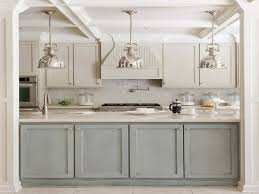 20 Sleek Kitchen Designs With Cabinets U0026 Storages Glamorous White And Brown Two Toned Sleek