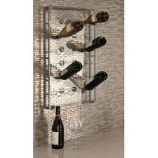 plastic u0026 acrylic wine racks you u0027ll love wayfair