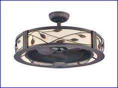 Ceiling Fan With Cage Light Industrial Cage Ceiling Fan Industrial Style Ceiling Fan And