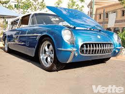 1953 corvette wagon corvette c1 station wagon 1953 awesome cars
