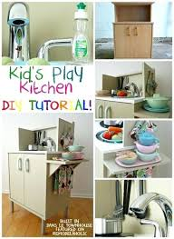 diy play kitchen ideas diy kids kitchen play kitchen sets from recycled furniture