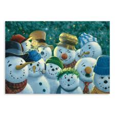 buy outdoor snowman decorations from bed bath beyond