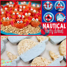 party ideas for nautical party ideas for a sailboat party mimi s dollhouse