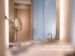 Hotel Bathroom Mirrors by Steam Free Mirror Bathroom Demisting Hotel Mirror China Mirror
