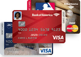 Design My Debit Card Student Banking Checking And Savings At Bank Of America