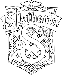 slytherin crest wingardium leviosa pinterest slytherin and