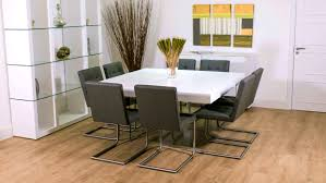 Glass Dining Table Set 4 Chairs Furniture Pretty Square Glass Dining Table Sets Cool Room And