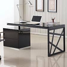Modern Computer Desk Brayden Studio Watlington Modern Computer Desk Reviews Wayfair