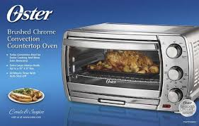 Oster Extra Large Toaster Oven Oster Tssttvsk01 Large Convection Toaster Oven