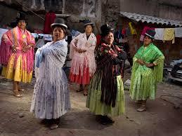 flying cholitas bolivia u0027s female wrestlers jamiiforums the