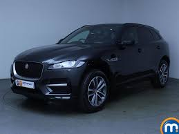 jaguar f pace black used jaguar f pace black for sale motors co uk