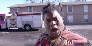 Black Lady Meme - woman s story about how she escaped an apartment fire is incredible