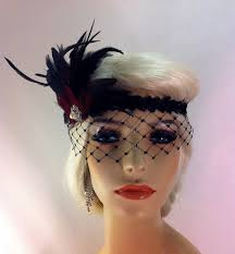 gatsby headband great gatsby headband flapper headband 1920s deco