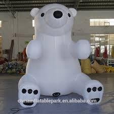 Inflatable Polar Bear Christmas Decorations by Christmas Inflatables Polar Bear Christmas Inflatables Polar Bear