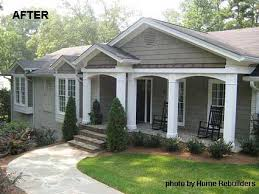 homes with porches porch front homes