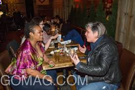 Interacial Lesbians - lesbian speed dating at the ainsworth go magazine