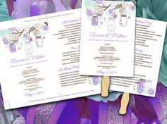 Paddle Fan Program Template Printable Wedding Program Template Fan Wedding Program Diy Kraft