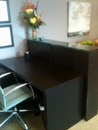 ikea reception desk ideas terrific reception desk ikea construction home decor gallery for